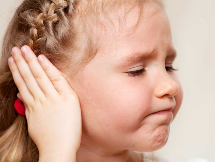 How to treat ear infection in kids