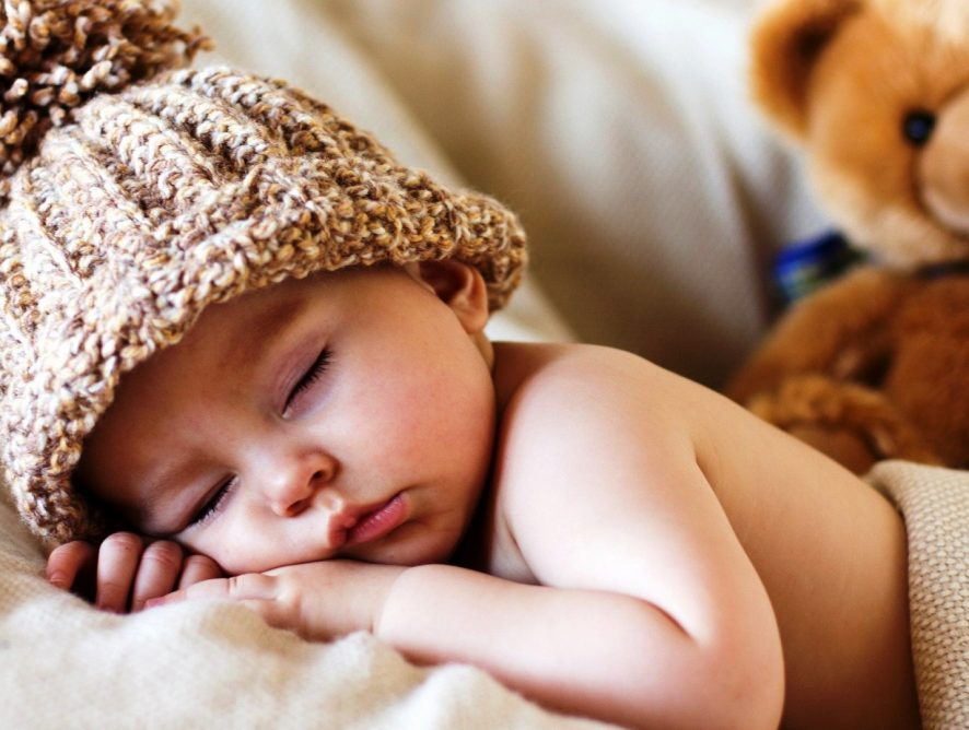Things you need to know about new-born sleep