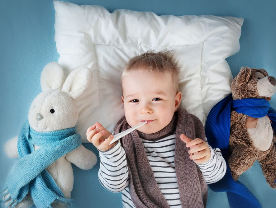 Home remedies for children suffering from cold