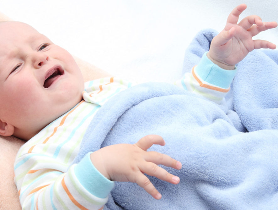 Relieving constipation in babies