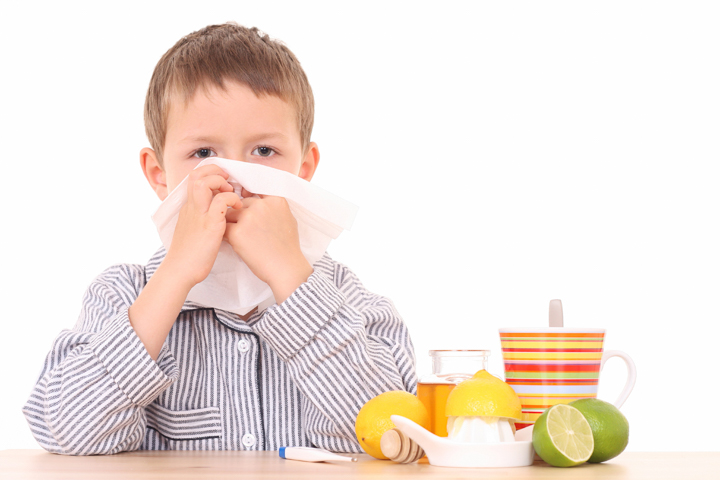 Signs of sinus infection in babies