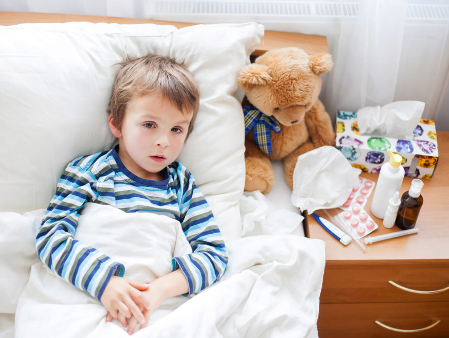 Improving your child's health after antibiotics
