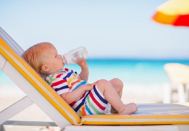 Tips for dressing your baby during summers